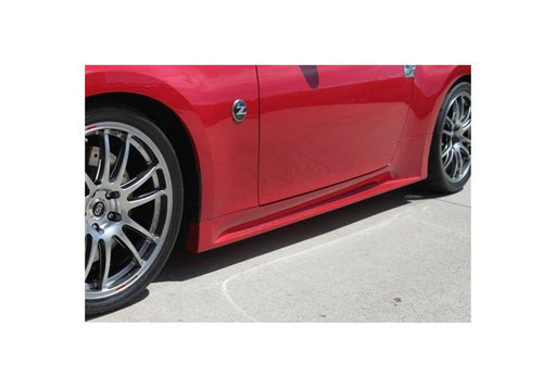 Stillen Side Skirt Set - 370Z - Outcast Garage
