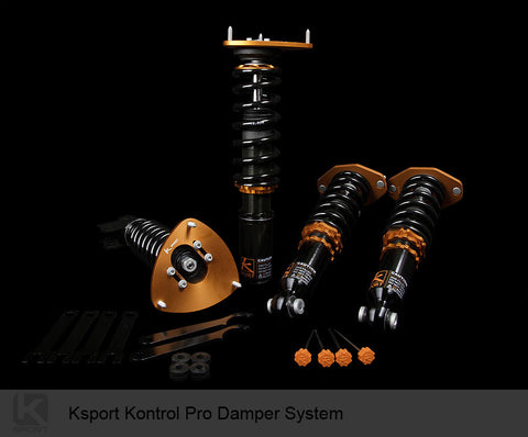 K-Sport Kontrol Pro Coilovers - 370Z - Outcast Garage