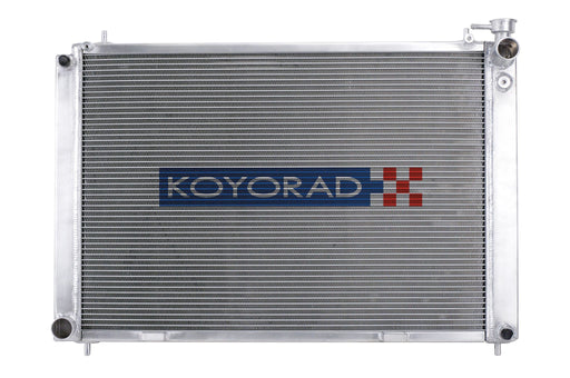 Koyorad 36MM Aluminum Racing Radiator - 350Z - Outcast Garage