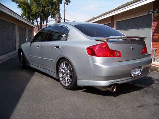 Tanabe Medalion Touring - G35 Sedan - Outcast Garage