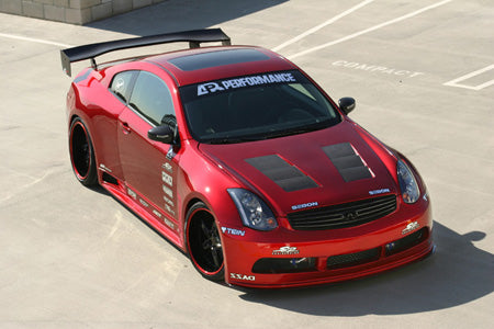 APR Performance AB-355000 Wide-Body Aero Kit - Infiniti G35 03-07 Coupe V35