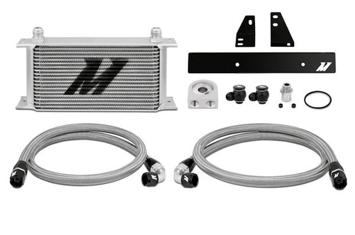 Mishimoto Thermostatic Oil Cooler Kit - Outcast Garage