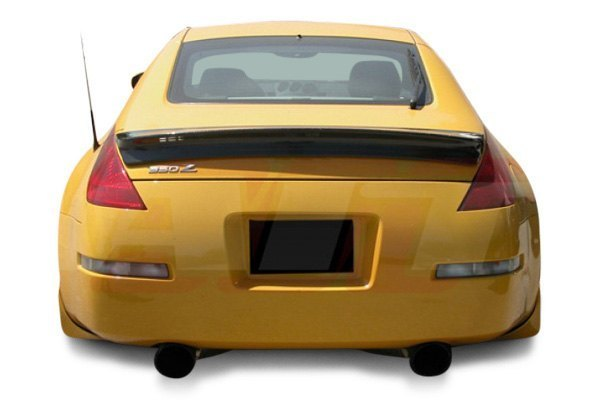 AIT Racing VS1 Rear Spoiler (Carbon Fiber) - Nissan 350Z - Outcast Garage