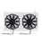 Mishimoto Aluminum Fan Shroud Kit - G35 Coupe - Outcast Garage