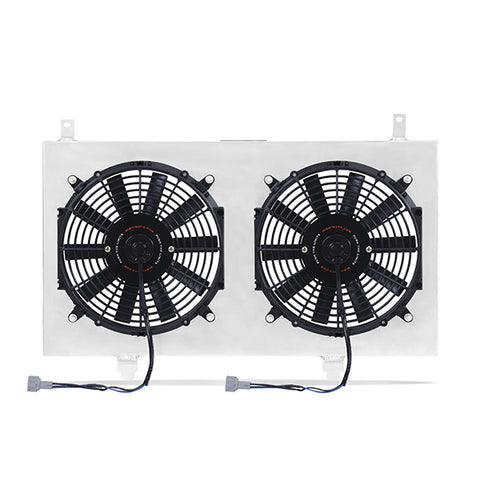 Mishimoto Aluminum Fan Shroud Kit - G35 Coupe