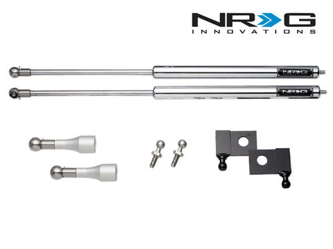 NRG Hood Dampers - G35 Coupe