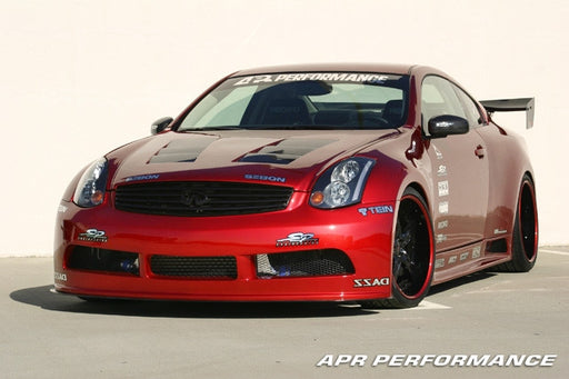 APR Performance GTR35 Aerodynamic WideBody Kit - Infiniti G35 Coupe - Outcast Garage