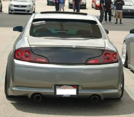 VIS Racing Immense / Impul-Style Rear Bumper (Fiberglass) - Infiniti G35 Coupe - Outcast Garage