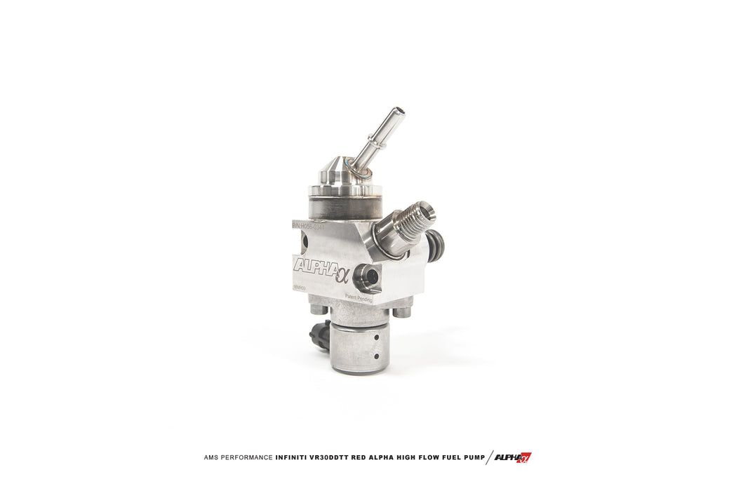 AMS Red Alpha High Pressure Fuel Pump - Infiniti Q50 / Q60 (VR30) - Outcast Garage