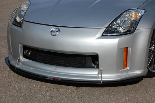APR Performance Carbon Fiber Front Splitter - 350Z