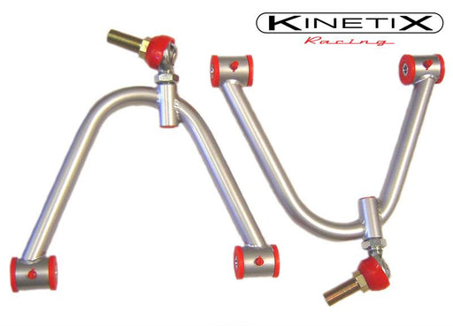 Kinetix Adjustable Front Camber Upper Control Arms - G35 Sedan - Outcast Garage