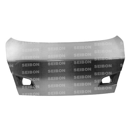 SEIBON OEM-Style Trunk (Carbon) - Infiniti G35 Sedan - Outcast Garage