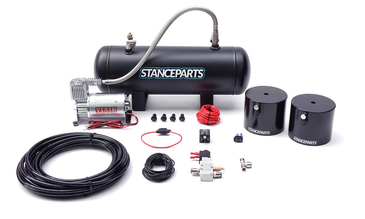 StanceParts Universal XL Front Air Cup Kit - Outcast Garage