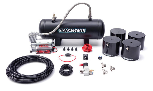 StanceParts Universal XL Full Air Cup Kit - Outcast Garage