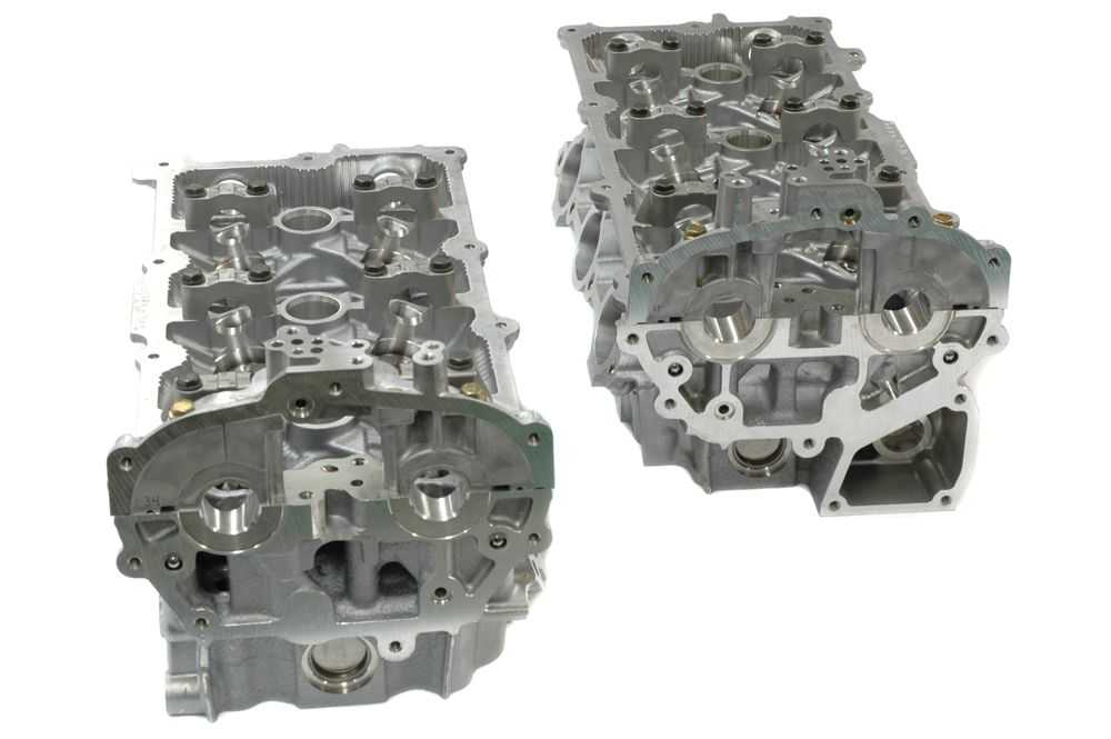Cosworth CNC Ported Cylinder Heads - Outcast Garage