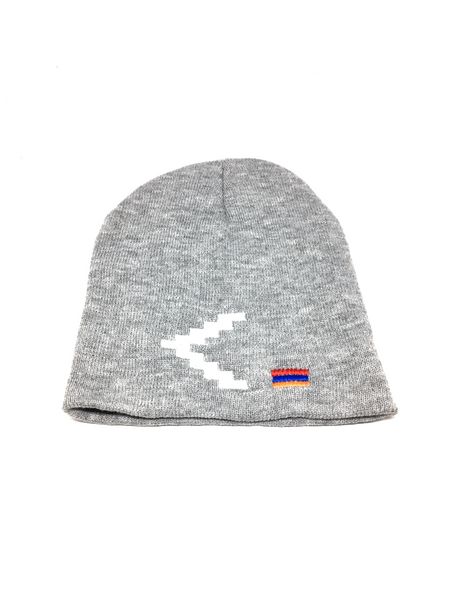 Small Light Gray Beanie