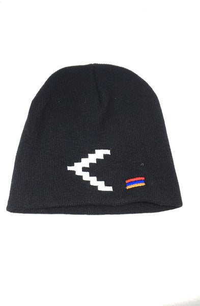 Small Black Beanie