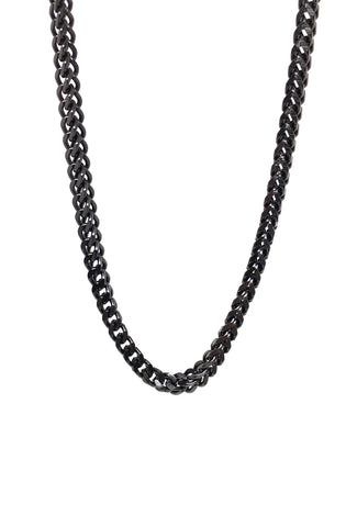 Black Franco Chain