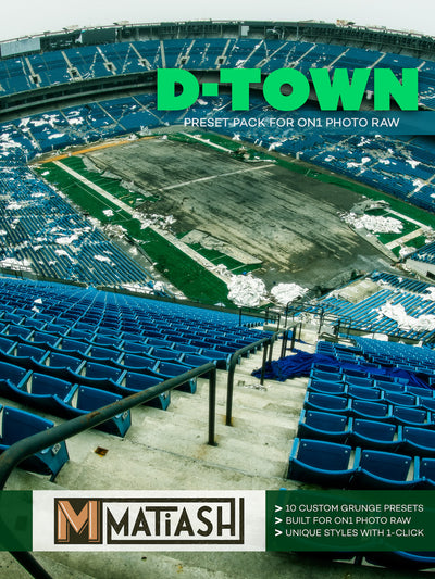 D-Town Preset Pack for ON1