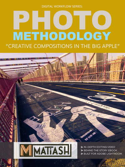 Photo Methodology - Creative Compositions In The Big Apple