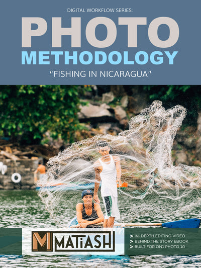 Photo Methodology - Fishing In Nicaragua