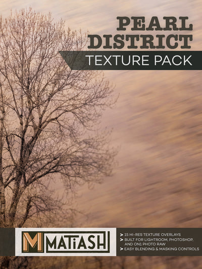Pearl District Texture Pack