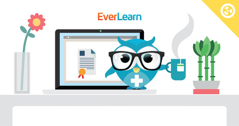 EverLearn CE Credits are Easy and Convenient