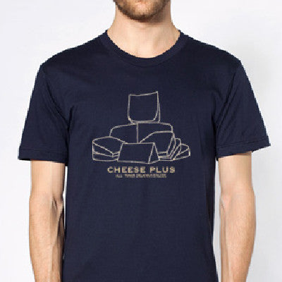 Cheese Plus T-Shirt