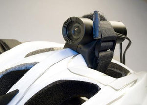 Commuter Cycling and the Rise of the Mounted Helmet Cameras