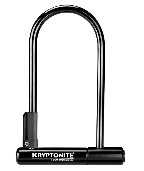 Kryptonite keeper shackle lock