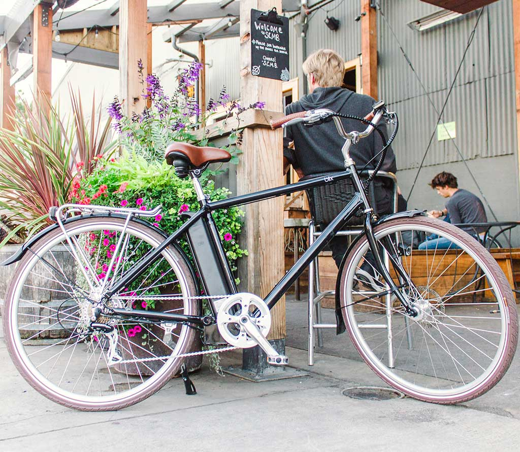 A Weekend in Santa Cruz: Craft Beer Bike Tour