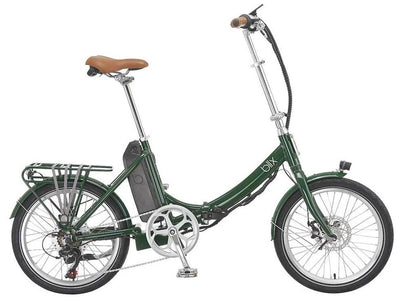 Vika+ Electric Folding Bike