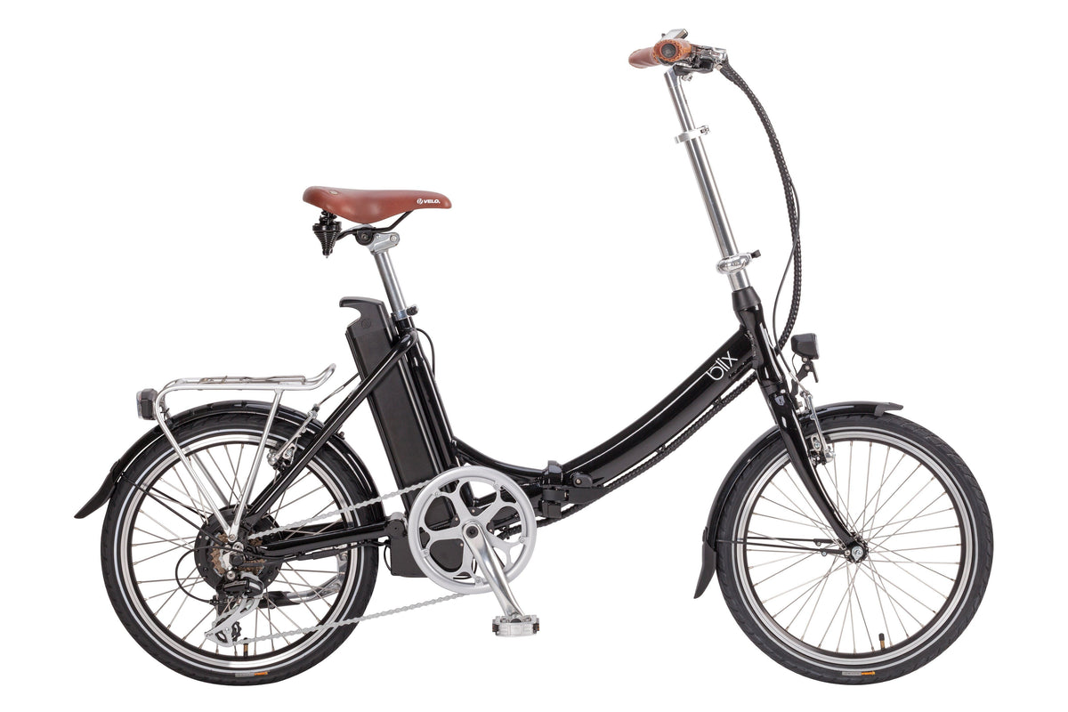 1e4aa8d668d Vika+ Electric Folding Bike - Blix Electric Bikes