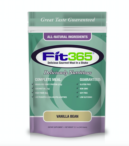 FIT 365 Vanilla Bean Shake