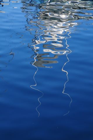 Reflections - Blue