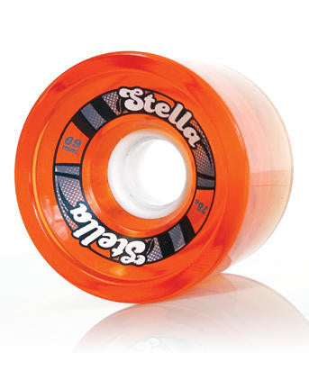 Stella 69mm Wheel Gel Orange