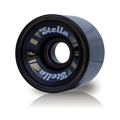Stella 69mm Wheel Black