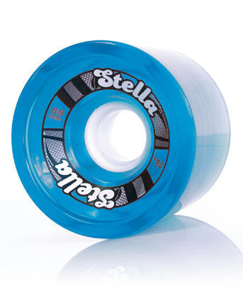 Stella 69mm Wheel Gel Blue
