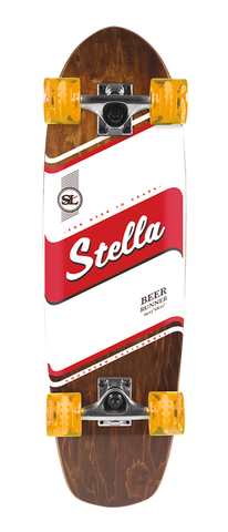 Stella Stripe Beer Runner