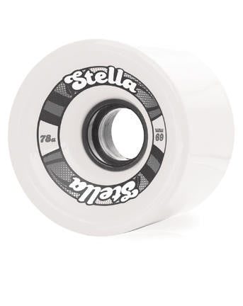 Stella 69mm Wheel White