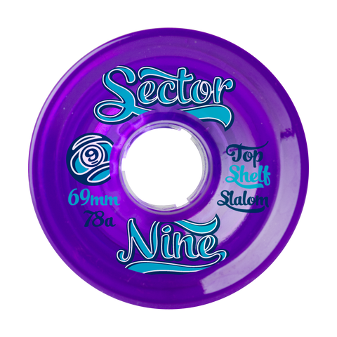 Sector Nine 69mm 78a 9-Balls