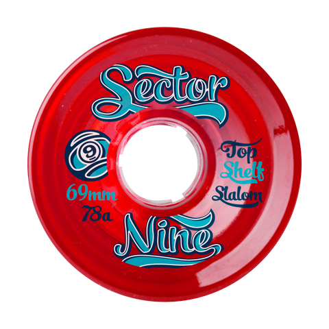 Sector Nine 69mm 78a Nine Balls