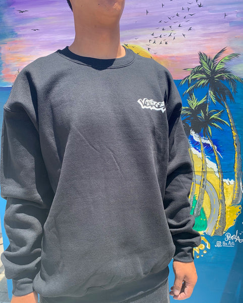 Venice Skateboarding Stuff Crew Neck Sweater
