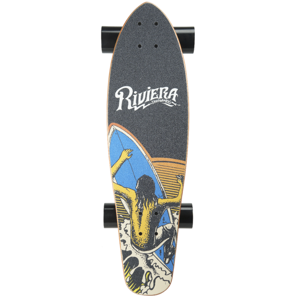 Riviera-Float On Mini Cruiser
