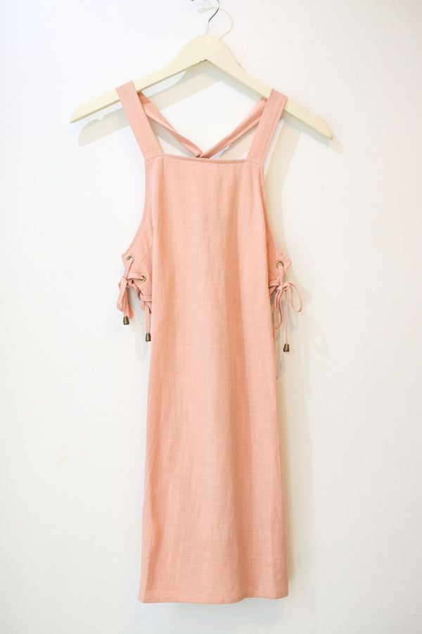 Kelly Baby Pink Dress