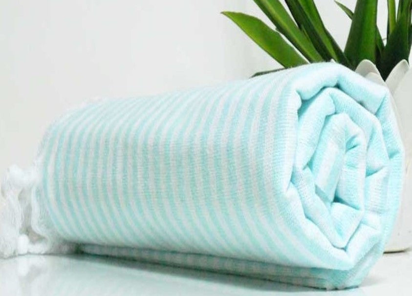 Ideas to use your Turkish towel - it's more than just a towel