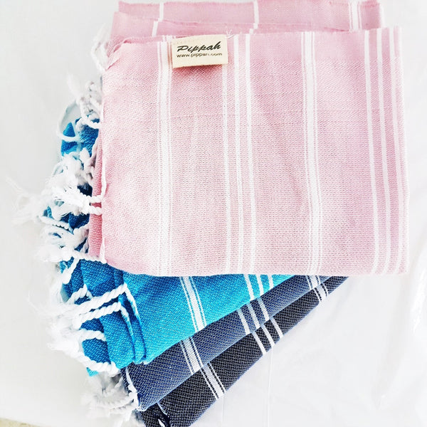 Turkish towels for kids - mini sized for little people