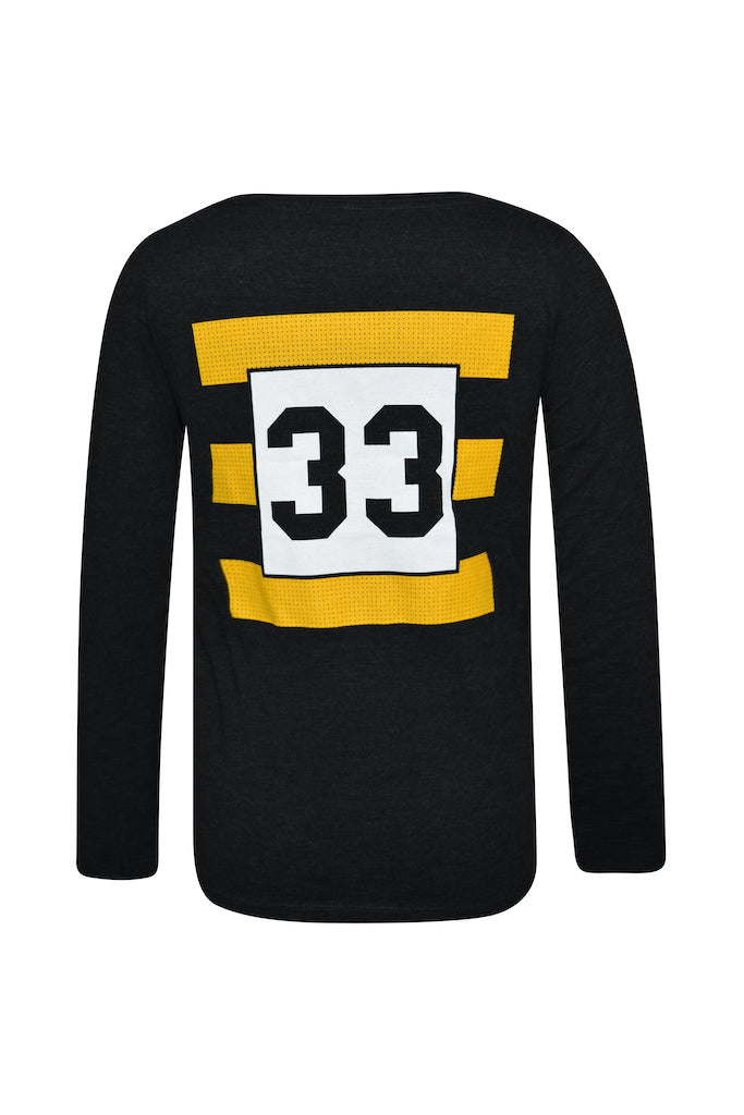 Game Day Long Sleeve Jersey Tee