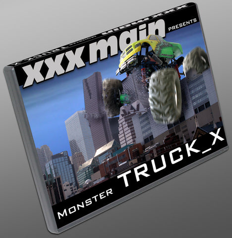Monster Truck_X DVD