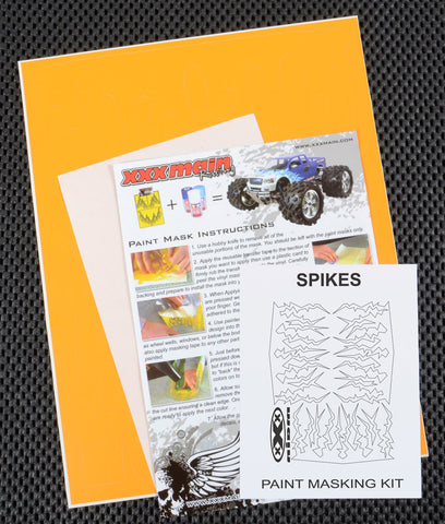 Spikes Paint Mask Kit